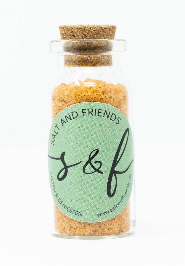 S&F Feuersalz im Mini-Reagenzglas 11g