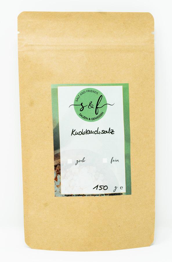 S&F Knoblauchsalz Tüte 150g