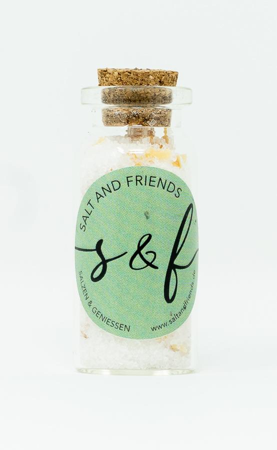 S&F Knoblauchsalz im Mini-Reagenzglas 12g